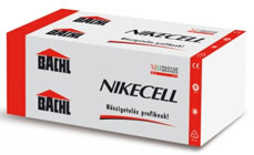 Bachl Nikecell EPS 80H hőszigetelő lemez