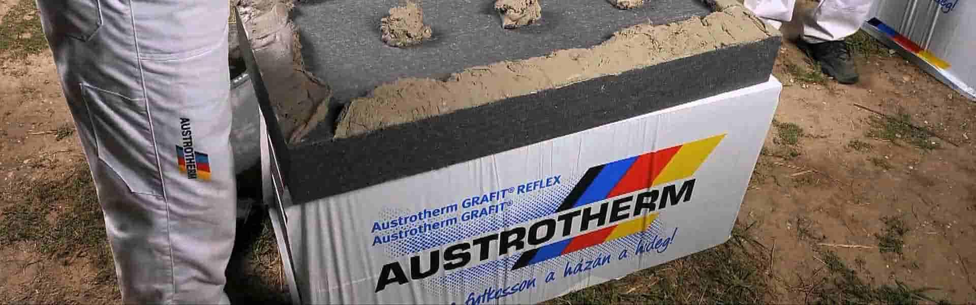 Austrotherm Grafit Reflex szigetelőanyag akció
