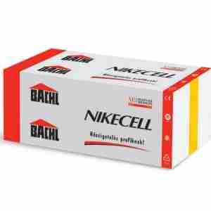 Bachl Nikecell EPS 100 hőszigetelő lemez 8 cm vastag
