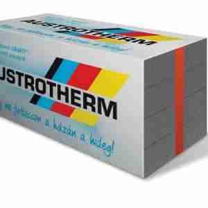 Austrotherm Grafit 80 Homlokzati hőszigetelő lemez (80 mm)