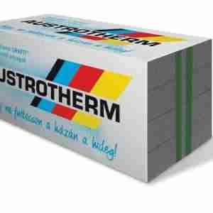 Austrotherm Grafit L4 lépéshangszigetelő lemez 25mm