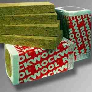 Rockwool Multirock hőszigetelő lemez 5 cm vastag