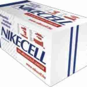 Bachl Nikecell EPS 70 hőszigetelő lemez 3 cm vastag
