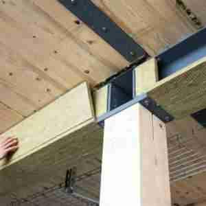 Rockwool Conlit Steel Protect Board kőzetgyapot lemez 3,5 cm vastag