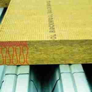 Rockwool Durock hőszigetelő lemez 5 cm vastag