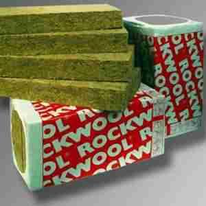 Rockwool Multirock hőszigetelő lemez 6 cm vastag