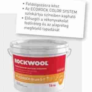 Rockwool PT-Ecorock Grunt S-T fehér vakolatalapozó